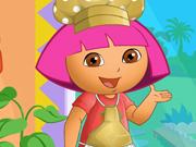Dora the Cook