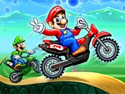 Mario Bike Challenge