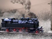 New Steam Train Challenge