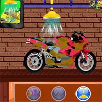 Messy Bike